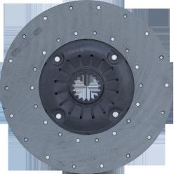 Диск сцепления ведомый СМД-60 (Т-150)