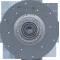 Диск сцепления ведомый ЗИЛ-130 (на шариках)