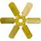 Крыльчатка вентилятора ЯМЗ-236